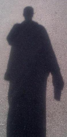shadow selfie, Jeff Glovsky / Photo(s) by Jglo